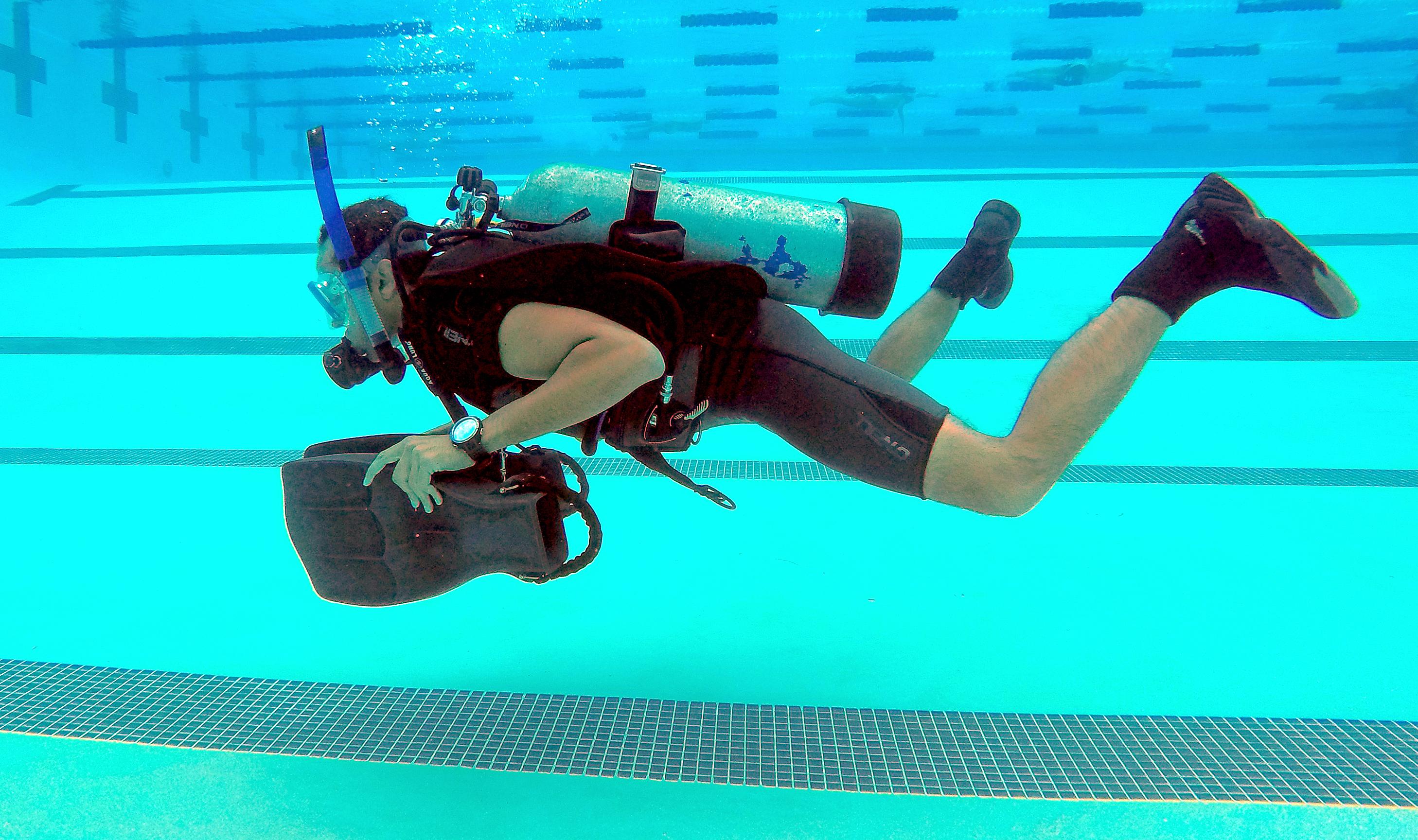 Make Dive Move Below If No Room
